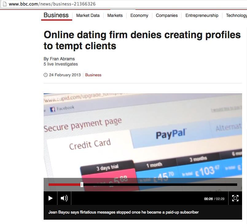 BBC Investigation screenshot